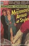 Ebook Free The Mysterious Affair at Styles by Agatha Christie