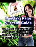 Free eBook Landing Page Success Guide by Cayumi