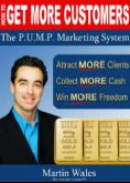Free eBook The P.U.M.P. Marketing System by Martin Wales